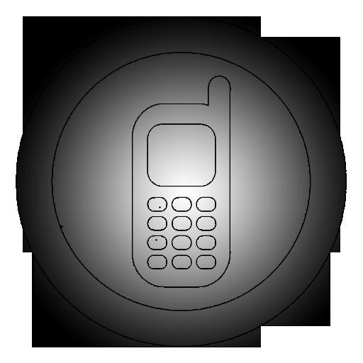 01608102-photo-mobile-phone-logoBW